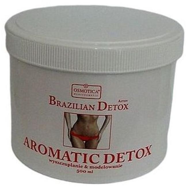 Leim Osmotica Medicosmetic  Brazilian Detox Aromatic Detox preparat relaksujący antycellulitowy Osmotica 500ml/300g Для похудения  оптом