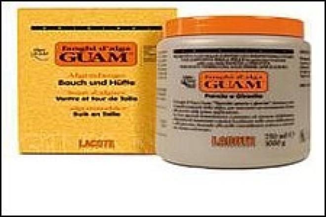 Guam  GUAM PANCIA E GIROVITA koncentrat wyszczuplający na brzuch i biodra 1kg Для похудения  оптом