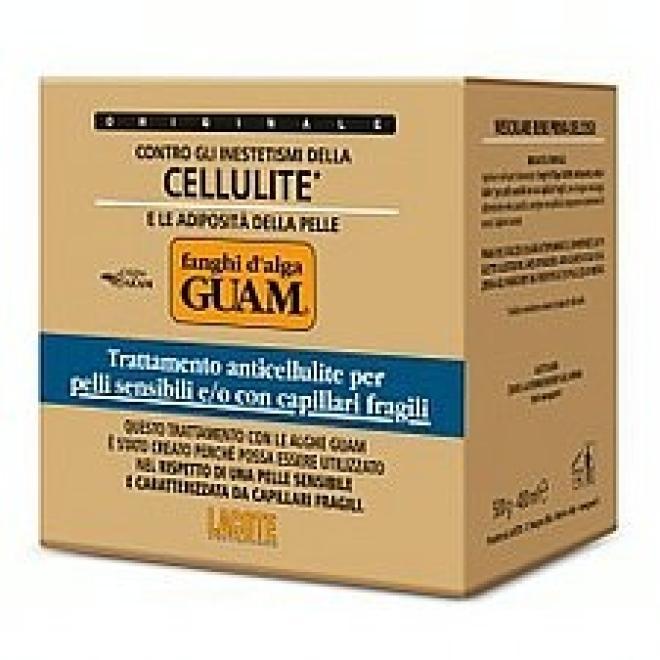 Guam  GUAM SPECIALE PELLI DELICATE-Zabieg antycellulitowy dla skóry wrażliwej 500g Для похудения  оптом