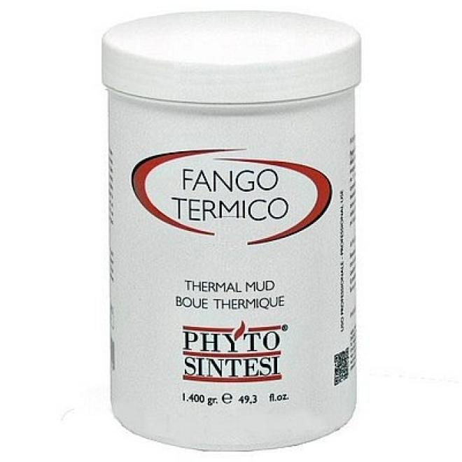 Phyto Sintesi  Koncentrat błotny rozgrzewający z algami i glinką wyszczuplający Phyto Sintesi Fango Termico 1400g/1000ml Для похудения  оптом