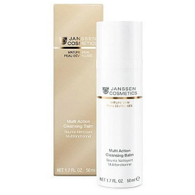 Janssen Cosmetics  Balsam Janssen (1100) Multi Action Cleansing Balm Mature Skin multiaktywny oczyszczający 50ml Демакияж --//-- оптом