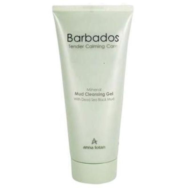 Anna Lotan  Mineralna emulsja oczyszczająca Anna Lotan Barbados Mineral Mud Cleansing Gel (163) 200 ml Демакияж  оптом