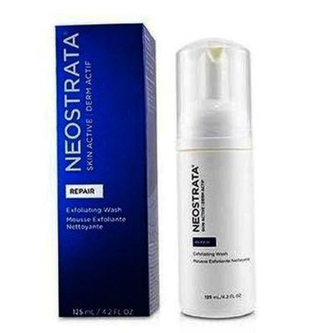 NeoStrata  NeoStrata Skin Active Exfoliating Wash Złuszczająca pianka do mycia twarzy 125 ml Демакияж --//-- оптом