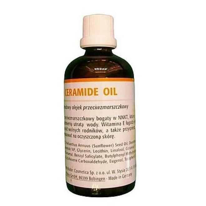 Prokos  Olejek ceramidowy Ceramide Oil przeciwzmarszczkowy z kroplomierzem 100 ml Омолаживающие ампулы  оптом
