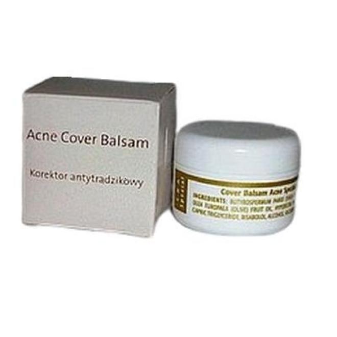Prokos  ACNE COVER BALSAM leczniczy korektor redukuje wypryski 5ml Крем и препараты для проблемной кожи  оптом