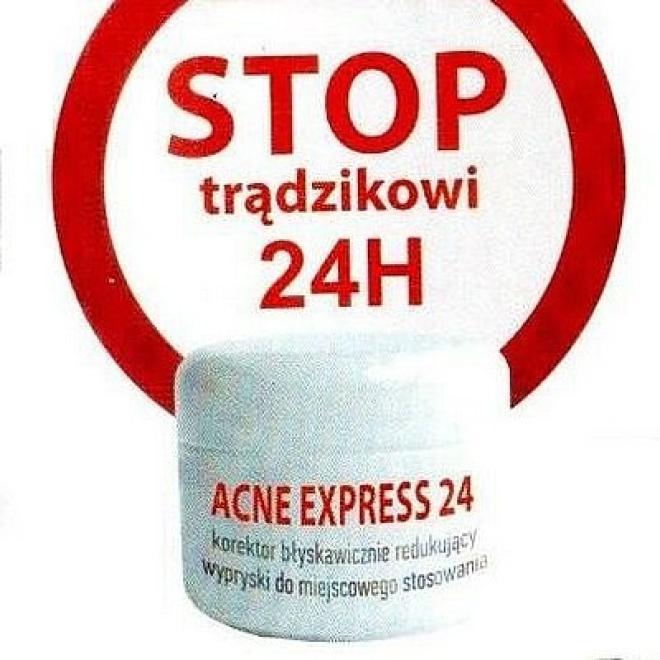 Leim Osmotica Medicosmetic  ACNE EXPRESS 24 Korektor punktowy na wypryski, zaskórniki, stany zapalne skóry Osmotica 5ml Крем и препараты для проблемной кожи  оптом