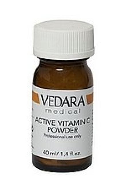 Vedara  Aktywna witamina C w proszku Vedara Medical Active Vitamin C Powder (M001) 40ml Крем и препараты для проблемной кожи --//-- оптом