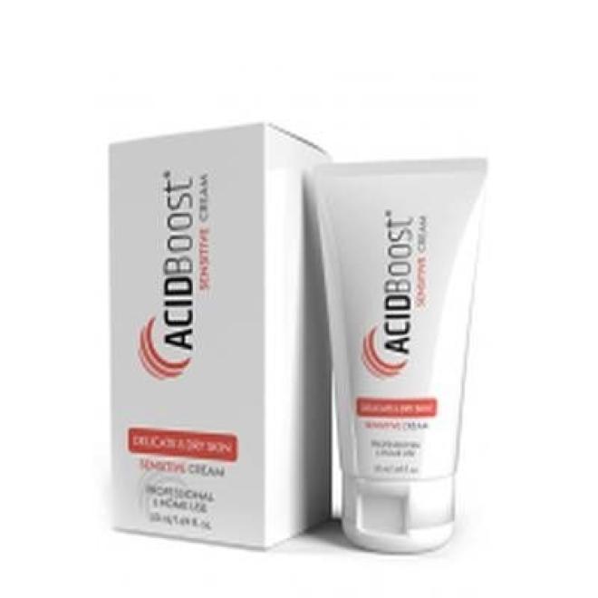 Empire Pharma  Krem ACIDBoost Sensitive Cream do skóry wrażliwej suchej skłonnej do zaczerwienienia Empire Pharma 50 ml Крем и препараты для проблемной кожи --//-- оптом
