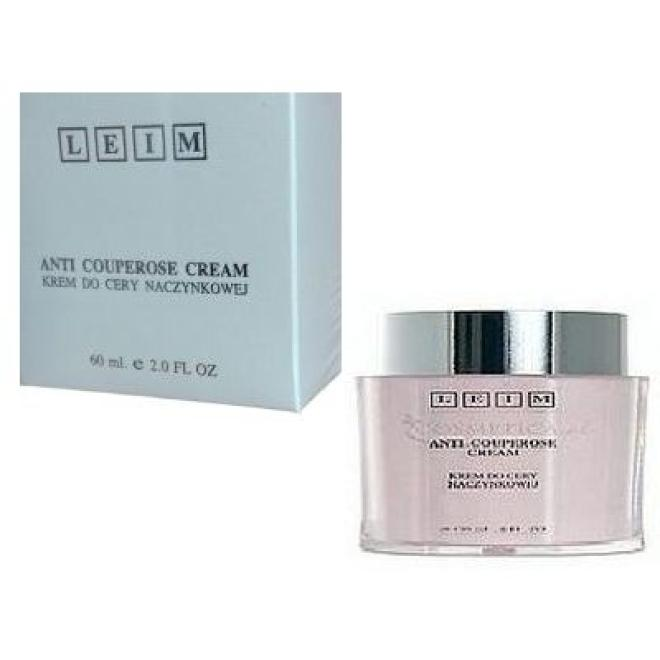 Leim  Krem do cery naczynkowej Leim Anti Couperose Cream 60ml Крем и препараты для проблемной кожи --//-- оптом