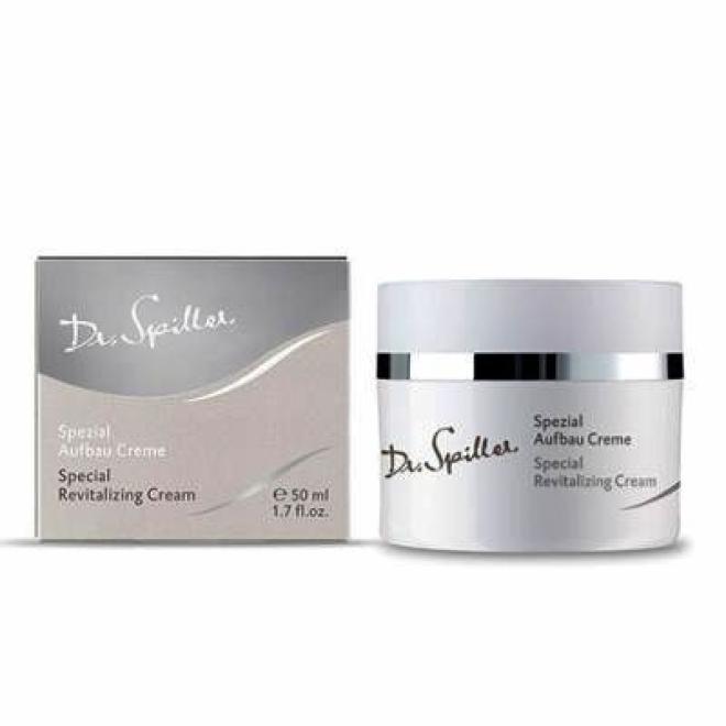 Dr.Spiller  Krem Dr.Spiller Special Revitalizing Cream odżywczy do cery suchej alergicznej 50ml Крем и препараты для проблемной кожи --//-- оптом