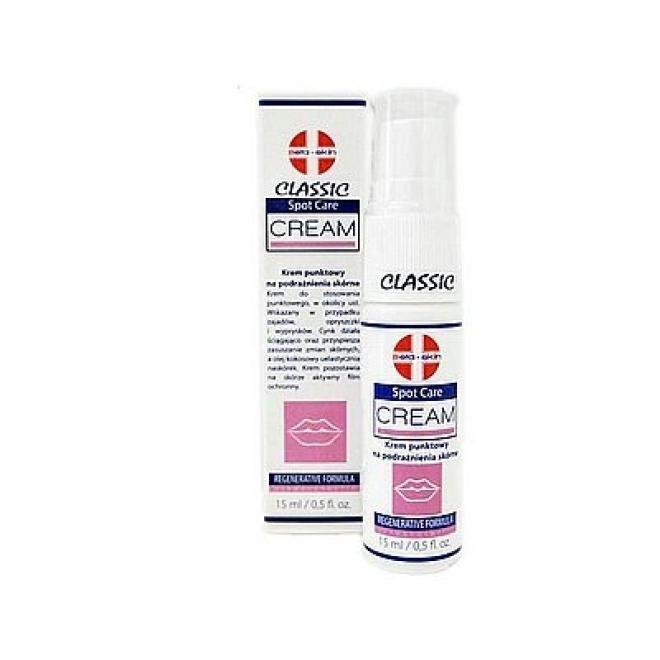 Perfand  Krem Spot Care Cream Beta-Skin Classic punktowy na opryszczkę i zajady Perfand 15ml Крем и препараты для проблемной кожи  оптом