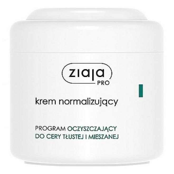 Ziaja  Ziaja Krem normalizujący (1328) PRO Zielona 250 ml Крем и препараты для проблемной кожи --//-- оптом