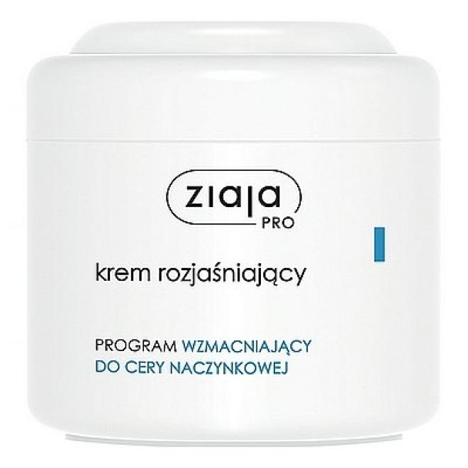Ziaja  Ziaja Krem rozjaśniający (1316) PRO Niebieska 250 ml Крем и препараты для проблемной кожи --//-- оптом