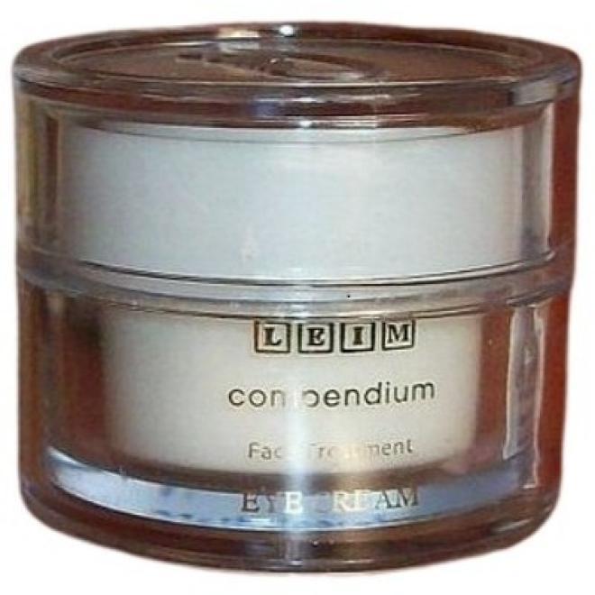 Leim  Krem pod oczy Leim Compendium Face Treatment Eye Cream przeciwzmarszczkowy z witaminami 60ml Крем и препараты для области глаз  --//-- оптом