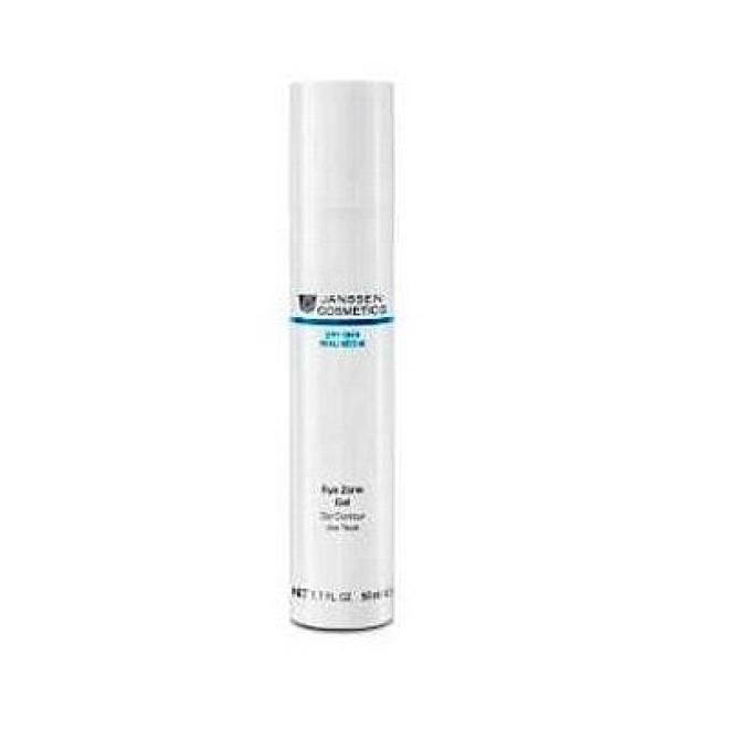 Janssen Cosmetics  Żel na okolicę oczu nawilżający Janssen (561p) Eye Zone Gel Dry Skin do skóry suchej 30ml Крем и препараты для области глаз  --//-- оптом