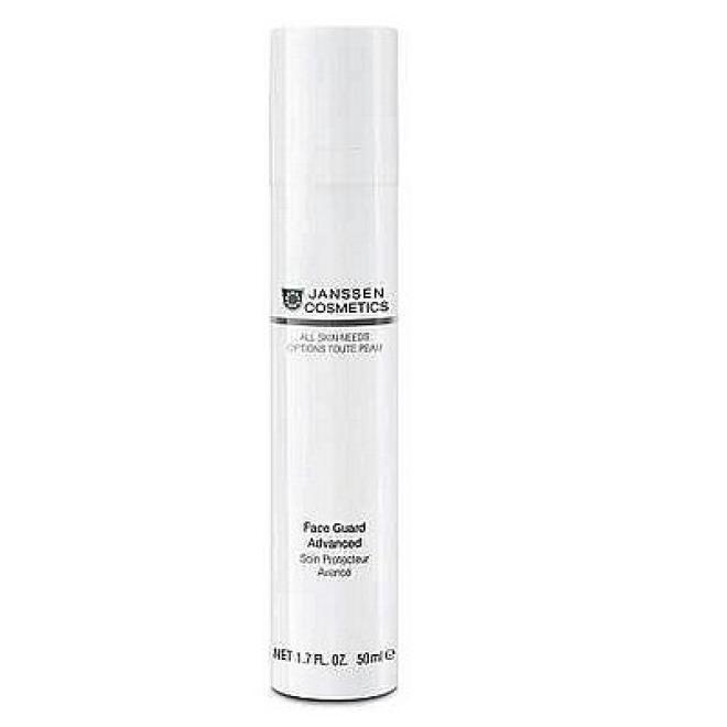 Janssen Cosmetics  Koncentrat Janssen (2831p) z SPF 30 i ochroną IR Face Guard Advanced 50ml Крем после процедур --//-- оптом