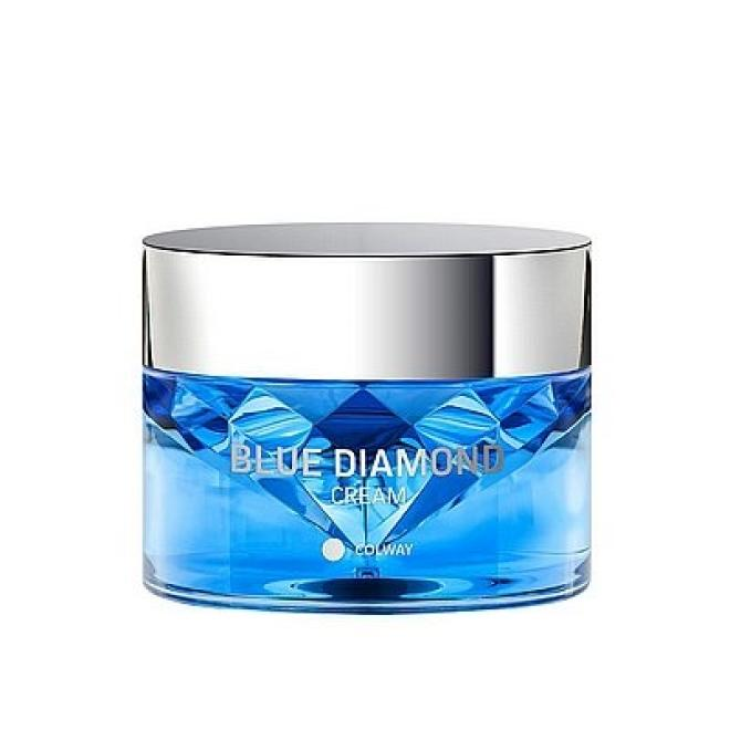 Colway  Krem Niebieski Diament Blue Diamond Cream do skóry dojrzałej Colway 50ml Крем универсальный --//-- оптом