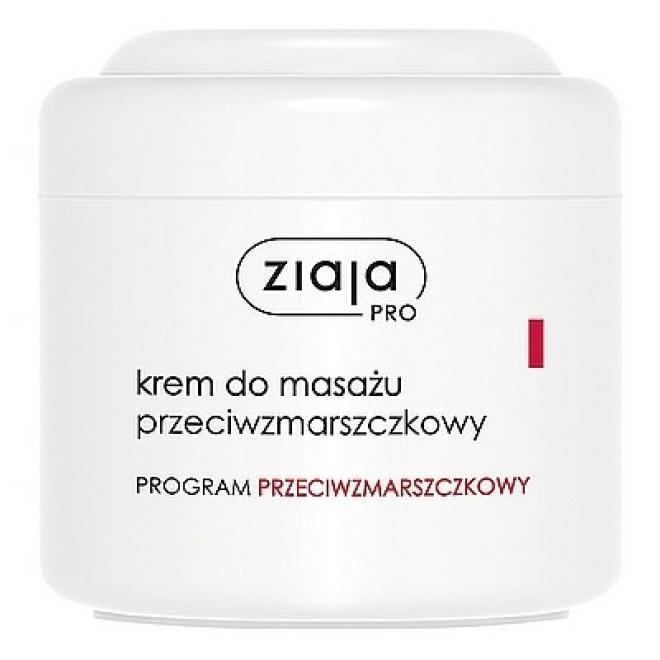 Ziaja  Ziaja Krem do masażu przeciwzmarszczkowy (1304) PRO Czerwona 250ml Крем универсальный --//-- оптом