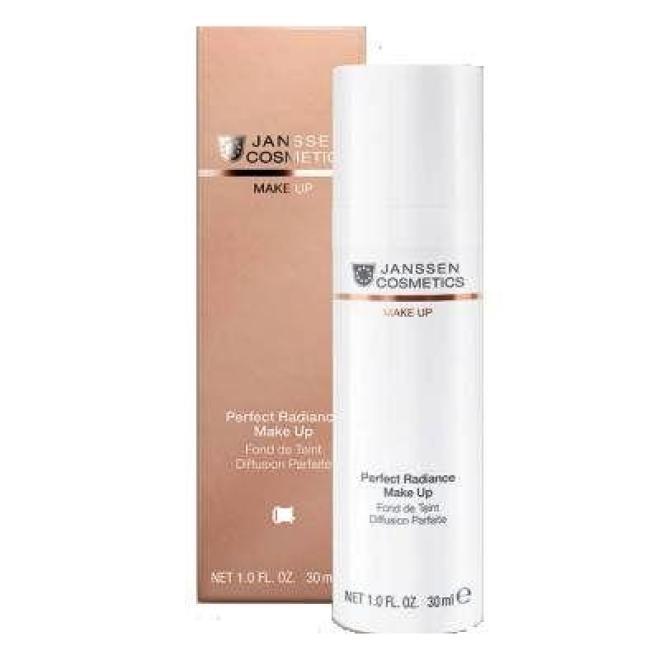 Janssen Cosmetics  Podkład Janssen (8700.01) Perfect Radiance Make Up 01 SPF15 rozświetlający z ochroną UV 30ml Макияж - лицо --//-- оптом