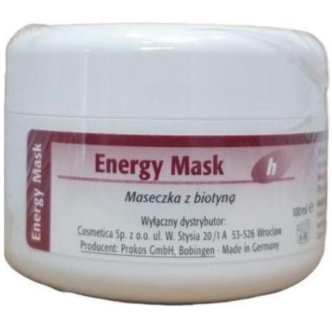 Prokos  Prokos Energy Mask - Maska Liftingująca z biotyną 100ml Маски ионовые  оптом