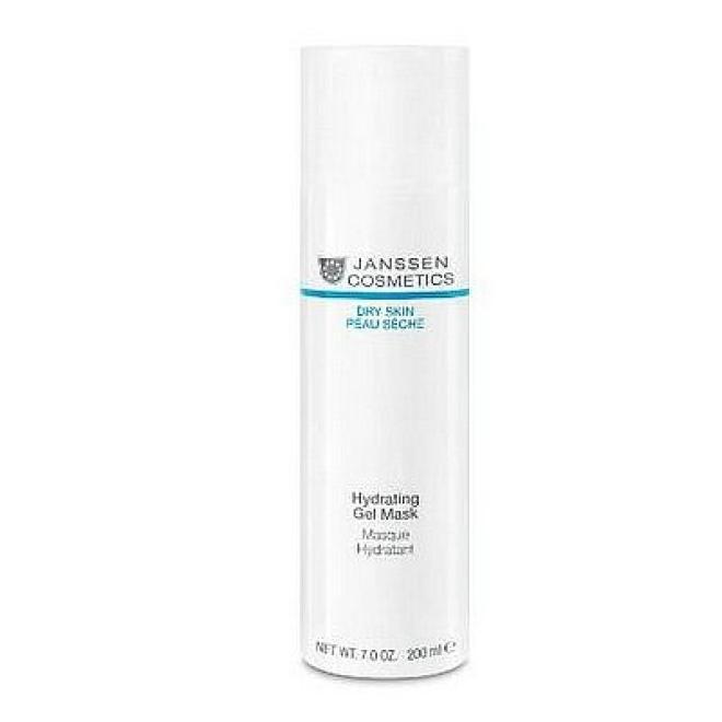 Janssen Cosmetics  Maska żelowa nawilżająca (590p) Janssen Hydrating Gel Mask Dry Skin do skóry suchej 200ml Маски кремовые и грязевые --//-- оптом