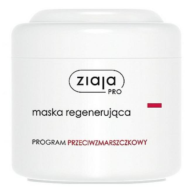 Ziaja  Ziaja Maska regenerująca (1306) PRO Czerwona 250ml Маски кремовые и грязевые --//-- оптом