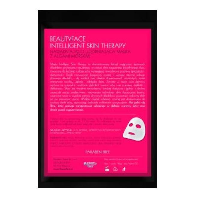 Beauty Face  Maska ekspresowa KOLAGEN MORSKI nawilżenie i ujędrnienie skóry INTELLIGENT SKIN THERAPY Маски тканевые --//-- оптом