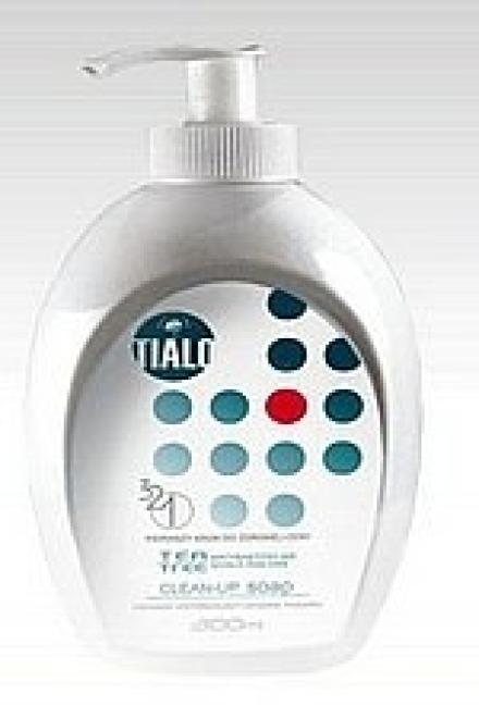Melaleuca Laboratorium  Mydło antybakteryjne ziołowe przeciwtrądzikowe Tialo Melaleuca 300ml Мыло, соль, гель для душа  оптом