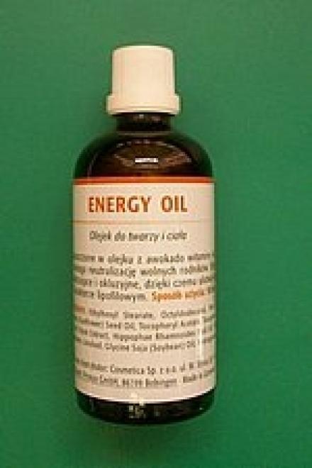 Prokos  ENERGY OIL olejek do masażu odmładzający z biotyną z kroplomierzem 100 ml Масло и крем для массажа  оптом