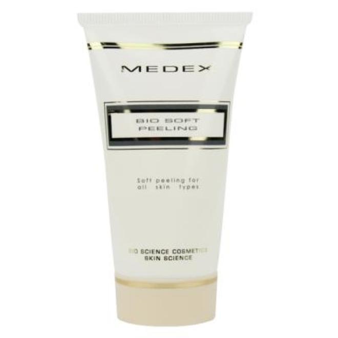 Medex  Peeling Medex Bio Soft Peeling delikatny aksamitny peeling biologiczny przeznaczony do każdego typu cery 50 ml Пиллинг лица  оптом