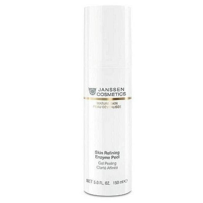Janssen Cosmetics  Peeling Skin Refining Enzyme Peel (1107p) peeling enzymatyczny Janssen MATURE SKIN 150ml Пиллинг лица --//-- оптом