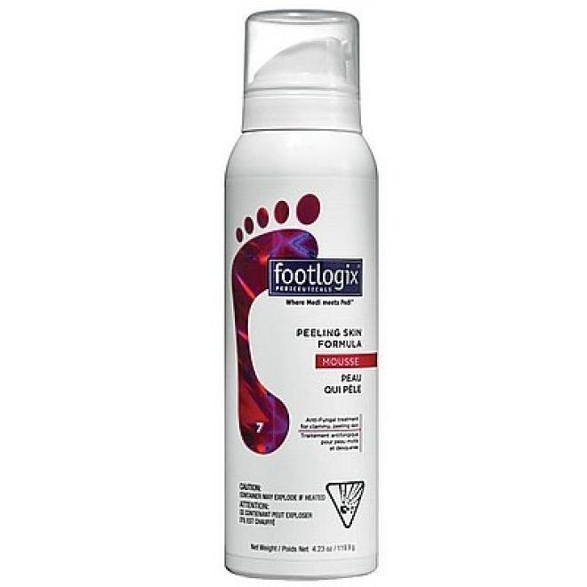 Footlogix  Mus przeciwgrzybiczy Peeling Skin Footlogix 125ml Уход руки, стопы  оптом