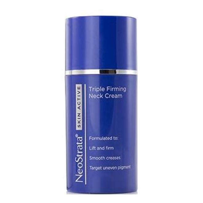NeoStrata  Neostrata Triple Firming Neck Cream Krem ujędrniający i liftingujący do twarzy szyi i dekoltu 80 g Уход шея, декольте, бюст  оптом
