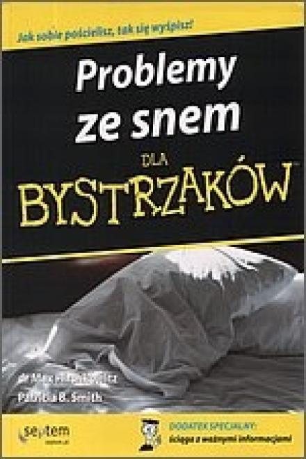 Septem  Problemy ze snem dla bystrzaków Учебные материалы --//-- оптом