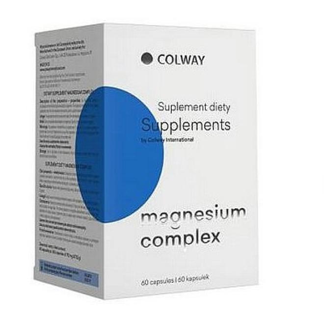 Colway  Magnesium Complex preparat magnezowy Colway 60 tabletek Биодобавки  оптом