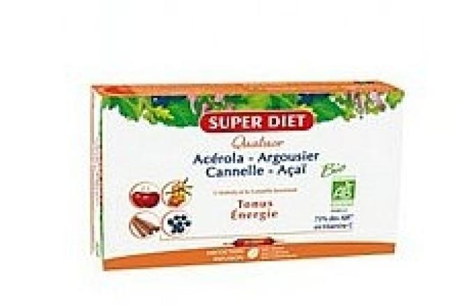 Super Diet  Super Diet ACEROLA - ENERGIA I ODPORNOŚĆ 20 x15ml Биодобавки  оптом