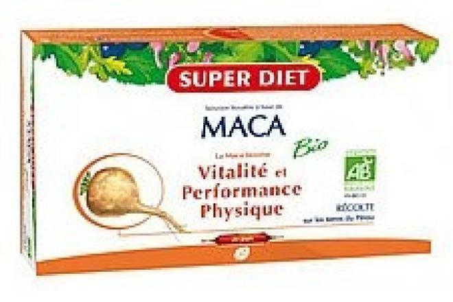 Super Diet  Super Diet MACA - WITALNOŚĆ I POŻĄDANIE 20 x15ml Биодобавки  оптом