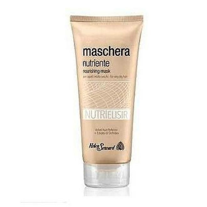 Helen Seward  Maska odżywcza do włosów bardzo suchych Helen Seward Nutrielisir Maschera Nutriente 200ml Волосы - бальзам, ампулы --//-- оптом