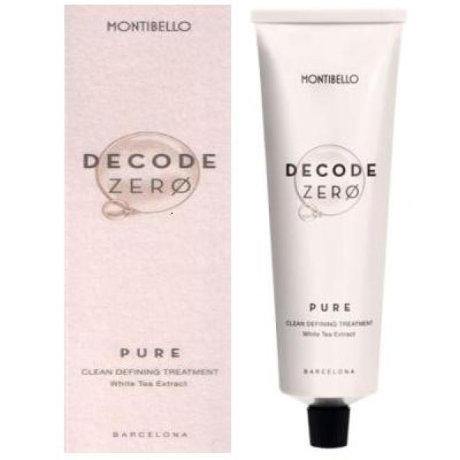 Montibello  Żel do naturalnej stylizacji włosów Montibello Decode Zero Pure Clean Defining Treatment Gel 80ml Волосы - бальзам, ампулы --//-- оптом