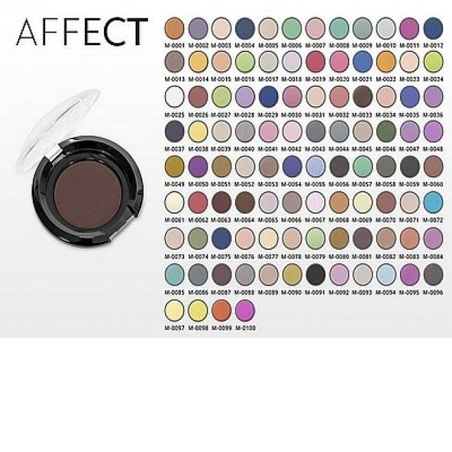 Affect  Cień matowy odcień M-0091 Affect 2,5g Макияж - глаза: тени матовые  оптом