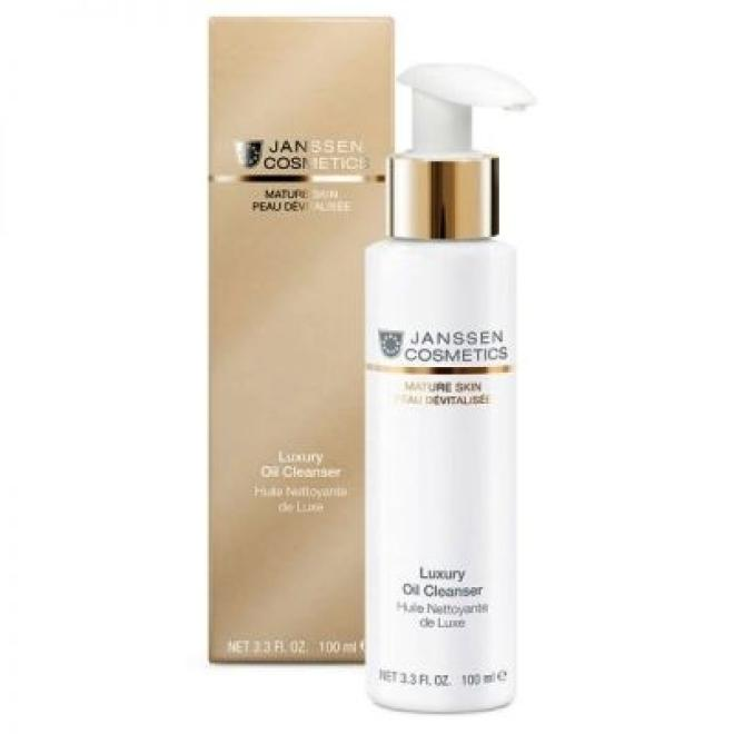 Janssen Cosmetics  Olejek Janssen (1102) Luksusowy oczyszczający Luxury Oil Cleanser 100 ml Демакияж  оптом