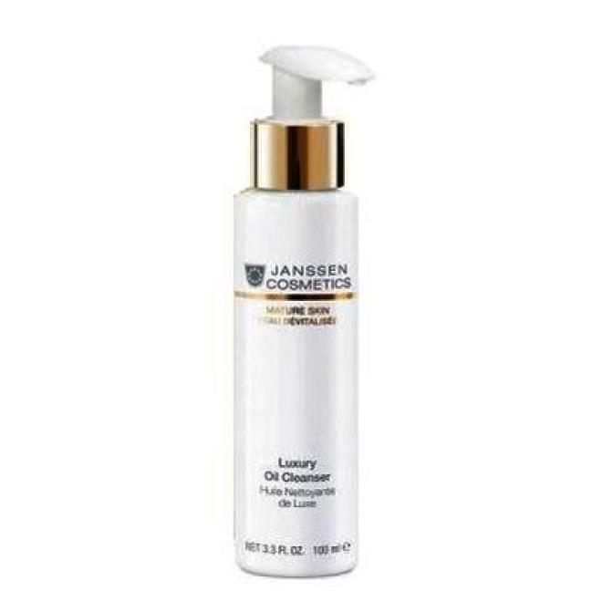 Janssen Cosmetics  Olejek Janssen (1102p) Luksusowy oczyszczający Luxury Oil Cleanser 100 ml Демакияж  оптом