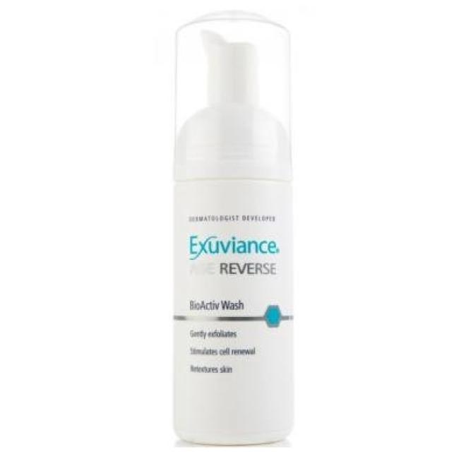 Exuviance  Pianka oczyszczająca Exuviance Age Reverce BioActive Wash Gently exfoliates do mycia twarzy 125 ml Демакияж  оптом