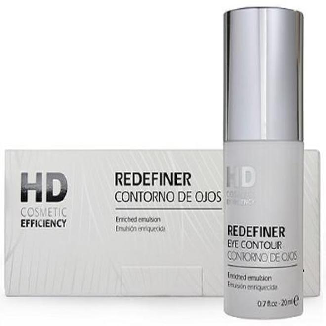 HD Cosmetic Efficiency  Krem kontur oczu HD Redefiner Revitalizing emulsion rewitalizujący przeciwstarzeniowy 20 ml Крем и препараты для области глаз  --//-- оптом