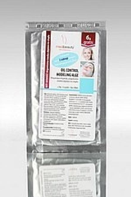 Medbeauty  Maska algowa regulująca łojotok Oil Control Modeling Alge Medbeauty 30g/90ml /2 zabiegi Маски отшелушивающие с водорослей  оптом