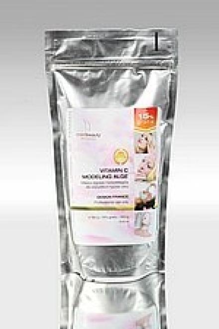 Medbeauty  Maska algowa z wit.C rozświetlająca Vitamin C modeling ALGE Medbeauty 30g/90ml 2 zabiegi Маски отшелушивающие с водорослей  оптом