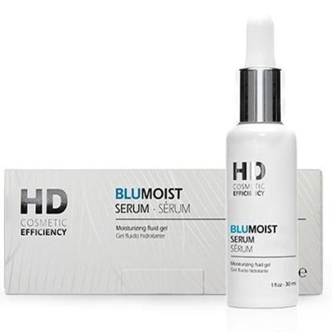HD Cosmetic Efficiency  Serum HD Blumoist Serum żel ochronny nawilżający 30 ml Сыворотки --//-- оптом