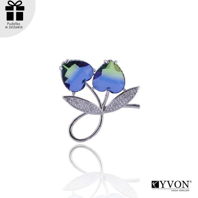 YVON  Broszka BR02509 Брошки  оптом