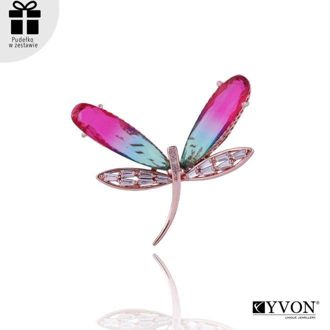 YVON  Broszka BR02506 Брошки  оптом
