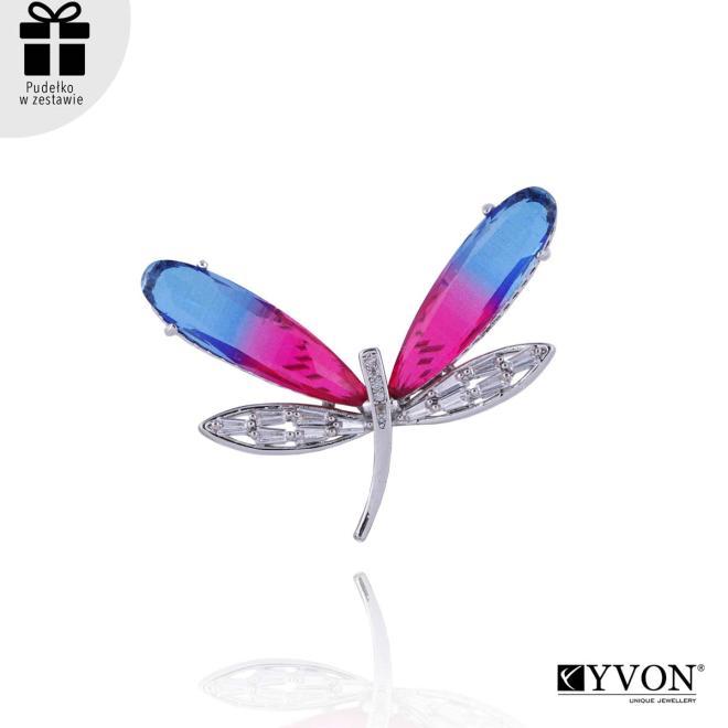 YVON  Broszka BR02505 Брошки  оптом